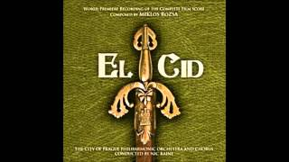 Miklos Rozsa - Love Theme From EL CID