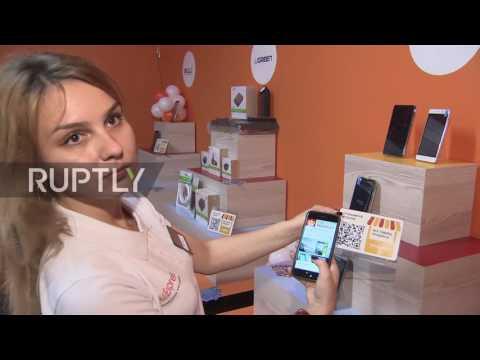 Russia: AliExpress open first 'offline' store in Leningradsky station