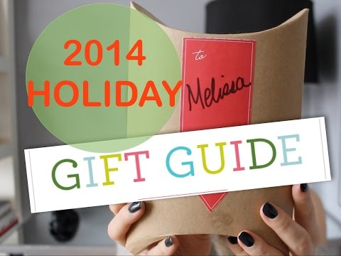 2014 HOLIDAY GIFT GUIDE   MELSOLDERA