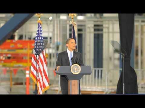 President Obama on solar energy competition