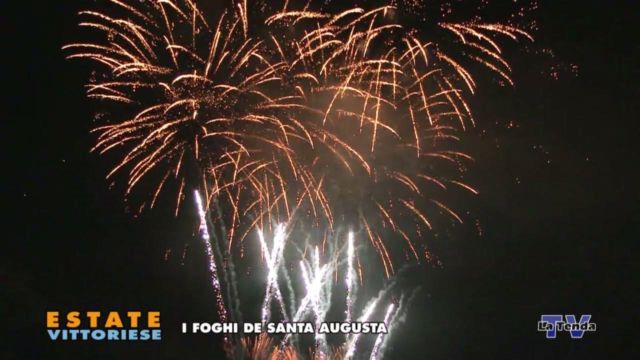 I foghi de Santa Augusta 2019