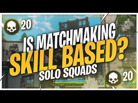 matchmaking based