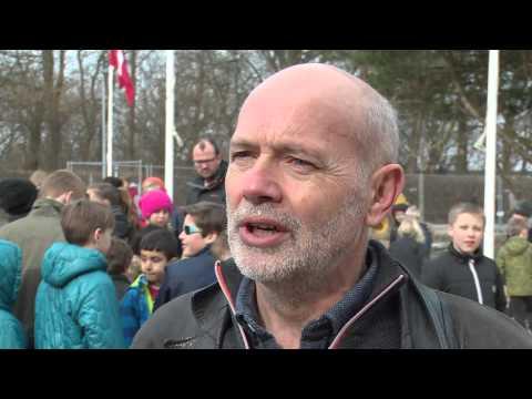 TV-M Nyt: solformørkelsen - rejsegilde på Sophieskolen - Sukkermuseum