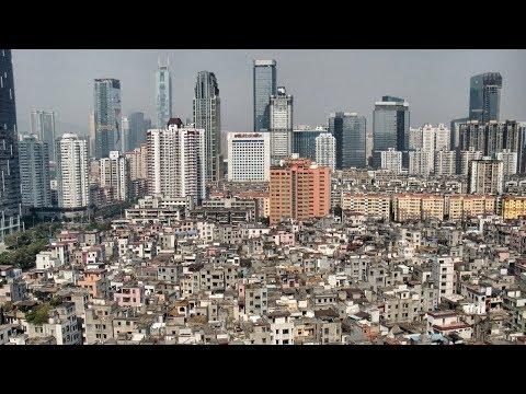 Китай, Гуанчжоу. Отдых и достопримечательности Guangzhou. Прогулка и экскурсионный автобусный тур.