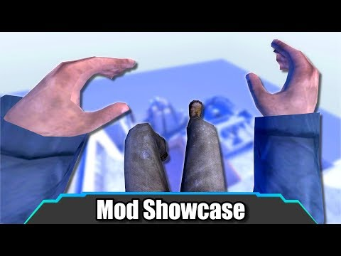 This Parkour Mod Is Incredible! | Garry's Mod | Mod Showcase thumbnail