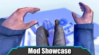 This Parkour Mod Is Incredible! | Garry's Mod | Mod Showcase