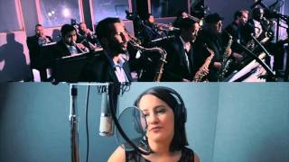 Ella Fitzgerald - A Tisket A Tasket (Cover by Sophie Rae and NIGHT OWL JAZZ ORCHESTRA)