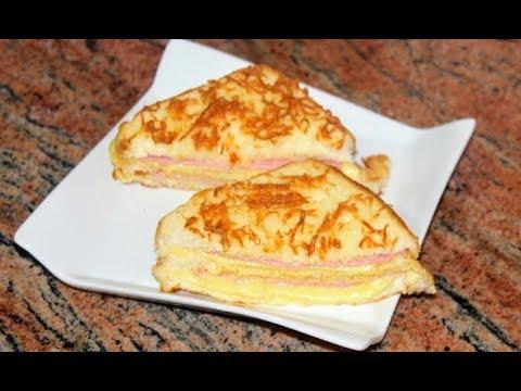 Топли сандвичи на фурна