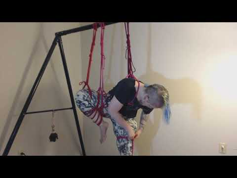Selfbondage and Self-suspension show at BOUND! from YouTube · Duration:  5 minutes 56 seconds