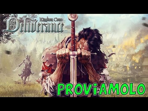 Kingdom Come: Deliverance - Gameplay ITA - A spasso nel medioevo
