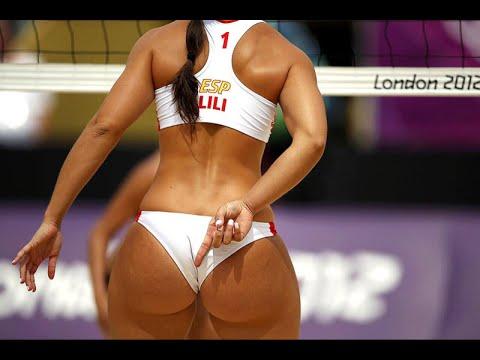 Volleyball player video porno
