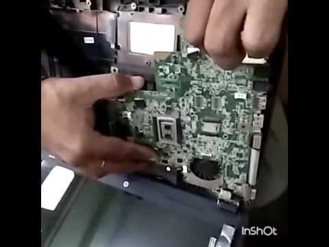 How to replace Laptop Optical Drive Dell Inspiron  Fix