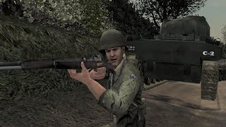 Call of Duty 3 Wii Gameplay HD