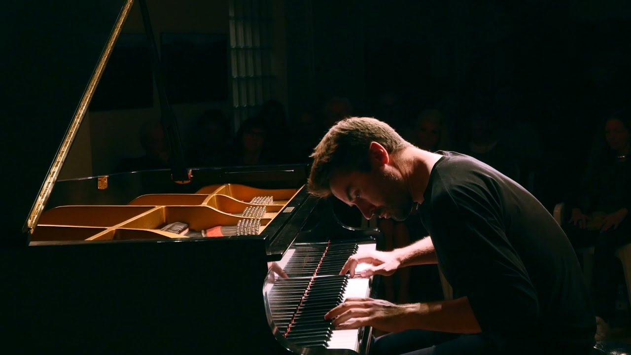 Bach Invented. Now a Pianist Is Trying to Match Him.