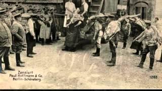 Начало и конец Первой Мировой Войны.