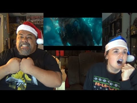 Play Godzilla: King of the Monsters Trailer#2 Reaction