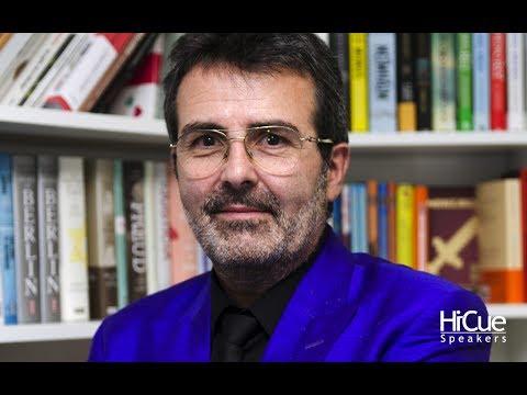 Xavier Sala-i-Martín HiCue Speakers