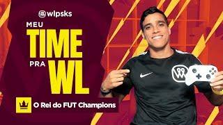 VAI ENCARAR MEU TIME DA WL? | FIFA 19
