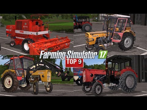 🚜TOP9 THE BEST MODIFICATIONS OF THE WEEK Farming Simulator 17