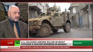 ISIS more dangerous than ever – fmr Pentagon official