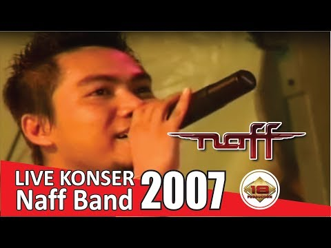Live Konser Naff - Bila Aku Pulang @Batam, 2 Maret  2007
