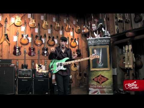 Guitar Center Sessions: Billy Sheehan - My Story
