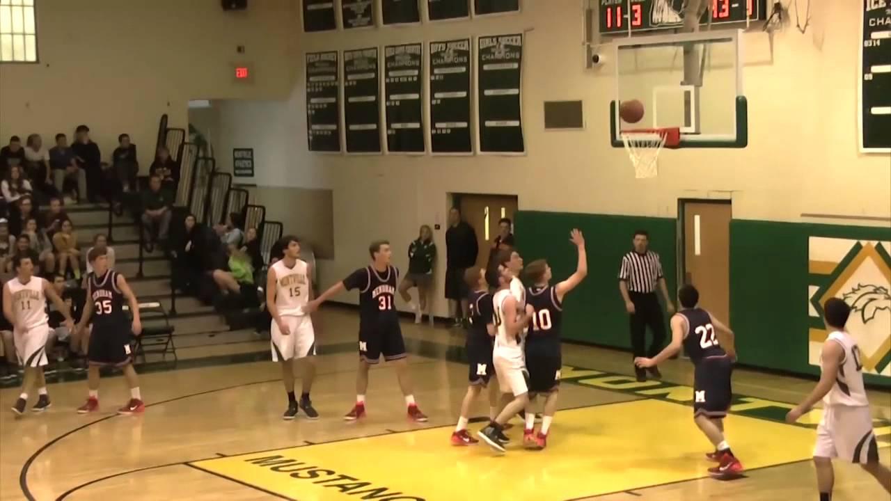 Montville High School Basketball 2015 - YouTube