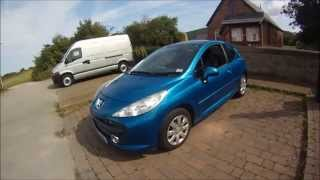 Walk around of my Peugeot 207 M:Play