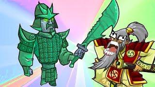 Tower Conquest игра как мультик для детей td Flavios 21