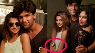 Cutest real lyf moments of Beyhadh actors | Jennifer Winget and Kushal Tandon's chemistry ❤
