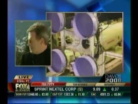 Rick Goings, CEO's interview on Fox Business News