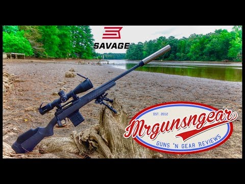 Savage 110 Tactical 308: The Best Budget Bolt Action Rifle?
