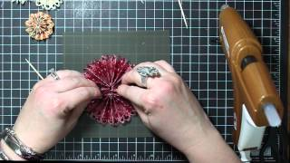 Paper Rosettes Made Easy: Quick Tip Tuesday #17