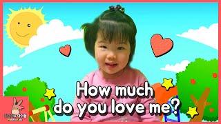 세뇌교육의 중요성! 얼마나 저를 좋아하세요? ♡ ENG Sub. How much do you love me? brainstorming | 말이야와아이들 MariAndKids