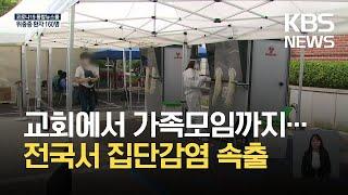 서울 서대문구 교회 등 새 집단감염 사례 발생…선제 검…