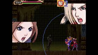 Castlevania Portrait of Ruin Easy Boss Fight Number 12