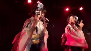 2018/3/17 VooDooLounge TANABOTa心喜劇vol.7 小田暁音生誕祭.