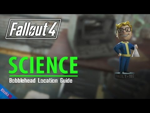 Fallout 4 - Science Bobblehead Location Guide