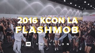 Video 1MILLION / 2016 KCON LA FLASHMOB / BeWhy - Day Day (ft. Jay Park) download MP3, 3GP, MP4, WEBM, AVI, FLV Maret 2018