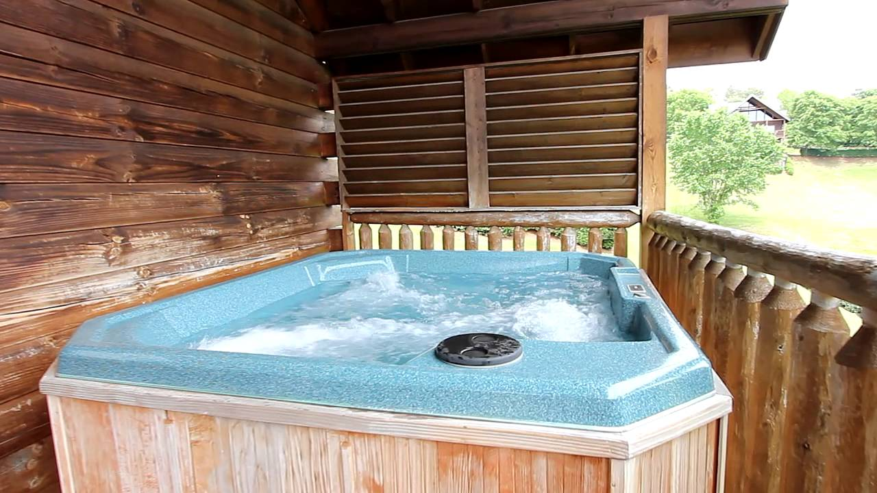 Poolside Cabin\