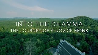 INTO THE DHAMMA: The Journey of a Novice Monk