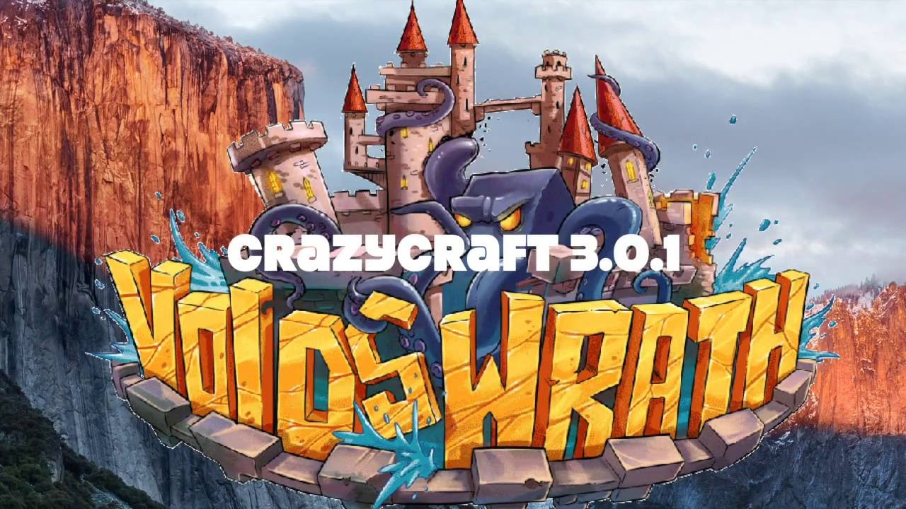 how to install crazy craft for mac