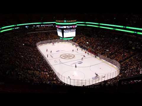 2018 Hockey East Championship Vlog at the TD Garden