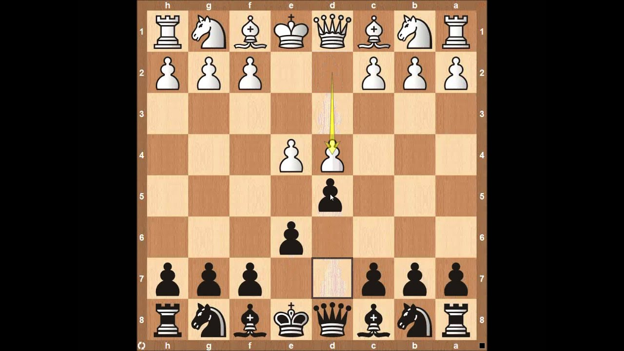 how to play chess game step by step