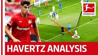 Kai Havertz - What Makes Germany's Wonderkid So Good?
