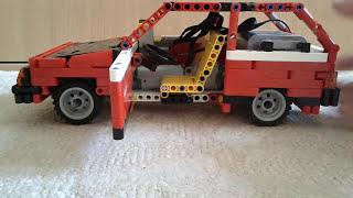 Лего RC ВАЗ 2108/Lego RC VAZ 2108