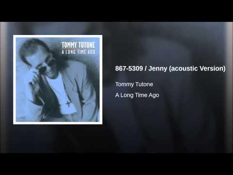 867-5309 / Jenny (acoustic Version)