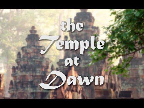 Qigong Warmup: The Temple at Dawn
