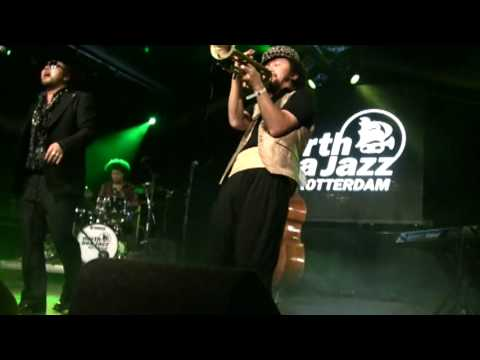 "Soil & ""Pimp"" Sessions""Fantastic Planet""@ North Sea Jazz 10.07.2009"