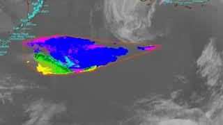 Volcano Raikoke Awakens... ERUPTS with FURY / Ash Cloud Across the Pacific / June 22, 2019